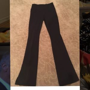 lululemon athletica Pants - Lululemon tadasana yoga pants black 6 skinny fit